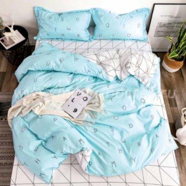 КПБ Dream Fly DF01-47 1,5 спальный Микросатин в интернет-магазине Моя постель