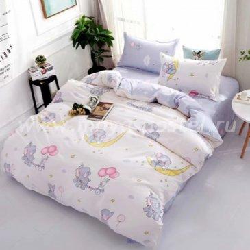 Постельное белье Dream Fly DF01-53 1,5 спальный Микросатин в интернет-магазине Моя постель