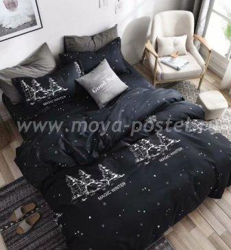 Постельное белье Dream Fly DF03-42 Евро 2 наволочки Микросатин в интернет-магазине Моя постель