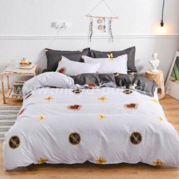 Постельное белье Dream Fly DF03-49 Евро 2 наволочки Микросатин в интернет-магазине Моя постель