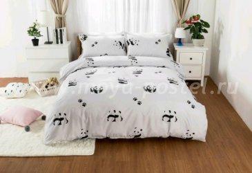 Постельное белье Dream Fly DF03-70 Евро 2 наволочки Микросатин в интернет-магазине Моя постель