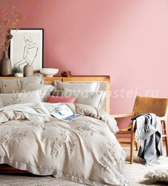 КПБ Tencel TT6-91 евро 4 наволочки в интернет-магазине Моя постель