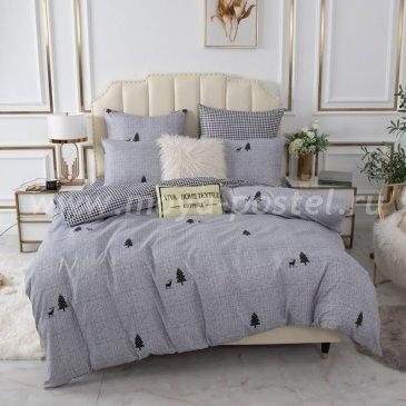 Постельное белье Модное на резинке CLR071 в интернет-магазине Моя постель