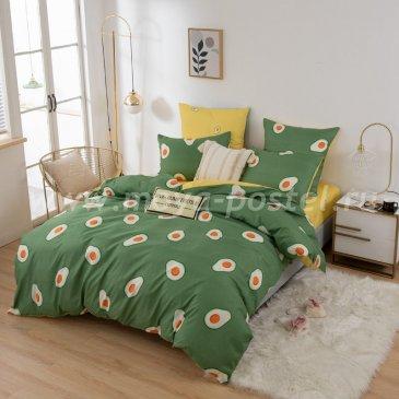 Постельное белье Модное на резинке CLR072 в интернет-магазине Моя постель