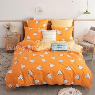 Постельное белье Модное на резинке CLR075 в интернет-магазине Моя постель
