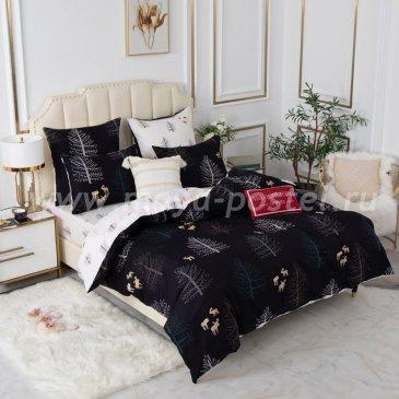 Постельное белье Модное на резинке CLR077 в интернет-магазине Моя постель