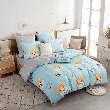 Постельное белье Модное на резинке CLR079 в интернет-магазине Моя постель