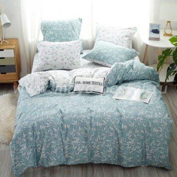 Комплект постельного белья Делюкс Сатин на резинке LR210 в интернет-магазине Моя постель