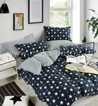 Постельное белье Twill TPIG6-1121 евро 4 наволочки в интернет-магазине Моя постель