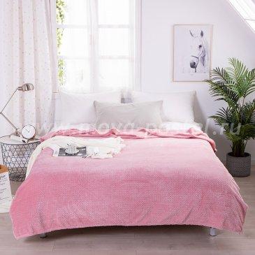 Плед фланелевый Spiga однотонный двуспальный в каталоге интернет-магазина Моя постель