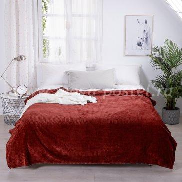 Плед фланелевый Spiga SP2022-08 однотонный, двуспальный  в каталоге интернет-магазина Моя постель