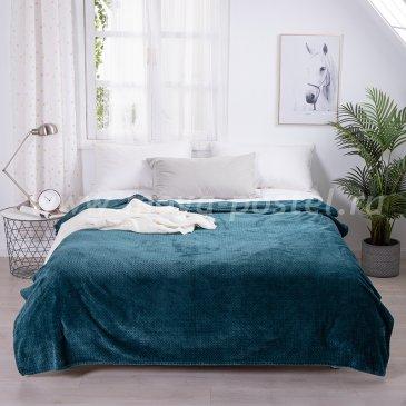 Плед фланелевый Spiga однотонный в каталоге интернет-магазина Моя постель