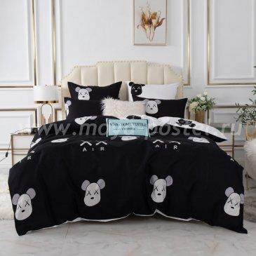 Постельное белье Модное на резинке CLR070 в интернет-магазине Моя постель