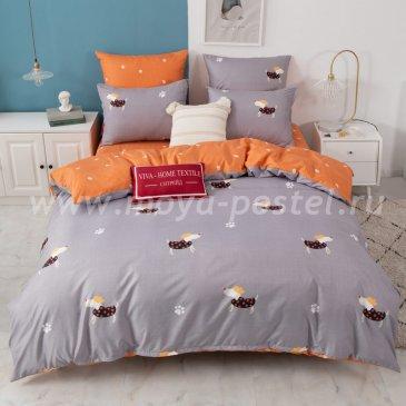 Постельное белье Модное на резинке CLR081 в интернет-магазине Моя постель