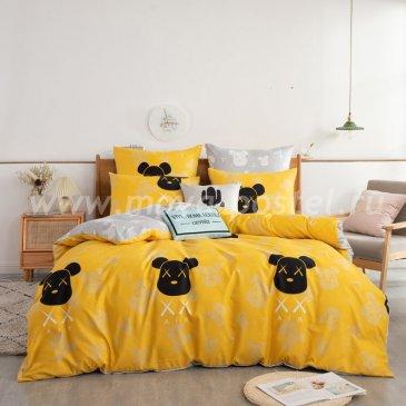 Постельное белье Модное на резинке CLR083 в интернет-магазине Моя постель