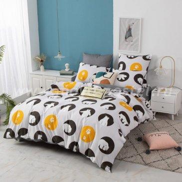 Постельное белье Модное на резинке CLR084 в интернет-магазине Моя постель