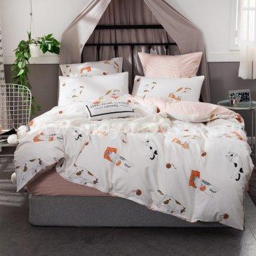 Комплект постельного белья Сатин Элитный CPL013 в интернет-магазине Моя постель