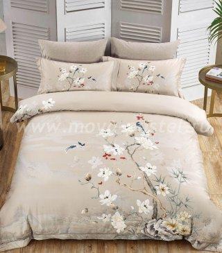 Кпб Египетский хлопок TIS07-801 евро 4 наволочки в интернет-магазине Моя постель