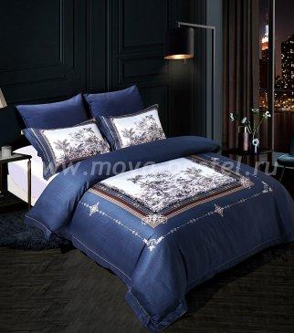 Кпб Египетский хлопок TIS07-807 евро 4 наволочки в интернет-магазине Моя постель