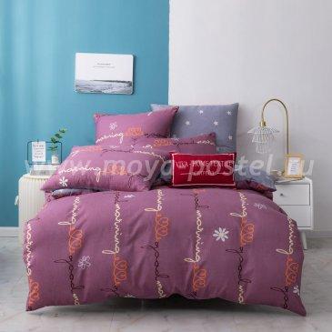 Комплект постельного белья Сатин Выгодный CM068 в интернет-магазине Моя постель