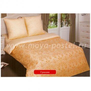 Поплин ГРАЦИЯ - ШАМПАНЬ   (2,0сп макси) в интернет-магазине Моя постель