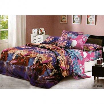 Слим-сатин  QT738   (1,5сп) в интернет-магазине Моя постель