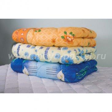 Одеяло синтепоновое Эконом   (1,5сп) в интернет-магазине Моя постель