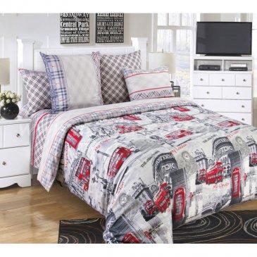Перкаль ЛОНДОН 1   (Семейный) в интернет-магазине Моя постель