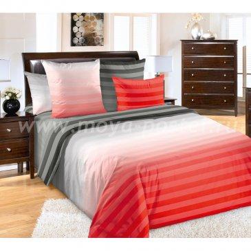 Перкаль ТУМАННОЕ УТРО 10   (Евро) в интернет-магазине Моя постель