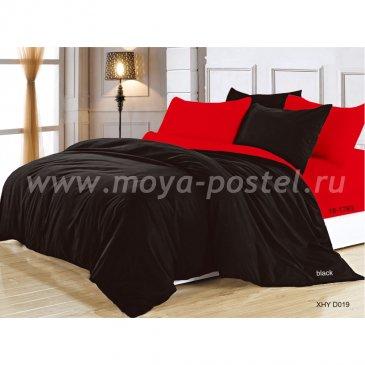 Полисатин XHY D019   (Евро) в интернет-магазине Моя постель