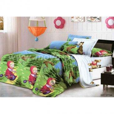 Слим-сатин  QT744   (1,5сп) в интернет-магазине Моя постель