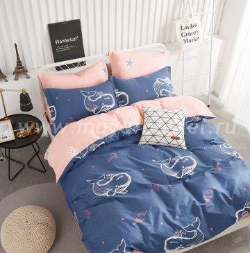 Постельное белье Twill TPIG2-1129-70 двуспальное в интернет-магазине Моя постель
