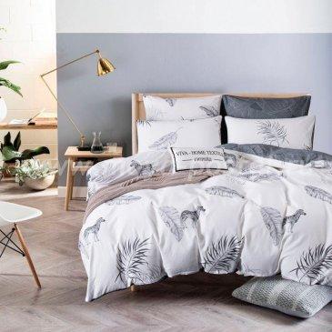 Комплект постельного белья Сатин Элитный на резинке CPLR021 в интернет-магазине Моя постель
