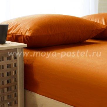 Простыня SOHO collection BS2426-61, оранжевый в интернет-магазине Моя постель