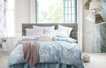 Комплект постельного белья Сатин Премиум на резинке CPAR018 в интернет-магазине Моя постель