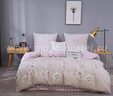 Комплект постельного белья Сатин C368 в интернет-магазине Моя постель