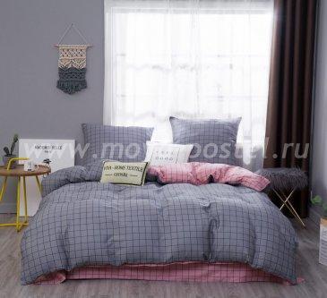 Комплект постельного белья Сатин C371 в интернет-магазине Моя постель