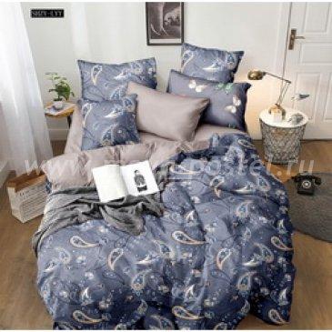 Постельное белье на резинке Поплин МЕЧТЫ (Семейный) в интернет-магазине Моя постель
