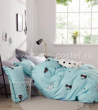 Постельное белье Twill TPIG6-1203 евро 4 наволочки в интернет-магазине Моя постель