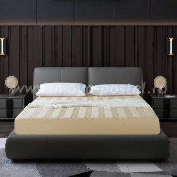 Наматрасник хлопковый с бортом NX001 160х200х35 - интернет-магазин Моя постель