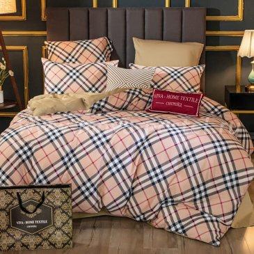 Комплект постельного белья Делюкс Сатин L255, двспальный 50х70 в интернет-магазине Моя постель