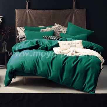 Комплект постельного белья однотонный Сатин CS030, полуторное 50х70 в интернет-магазине Моя постель