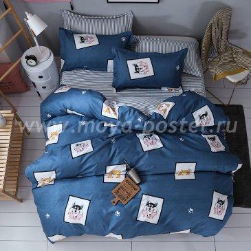 КПБ Dream Fly DF01-109 полуторный в интернет-магазине Моя постель