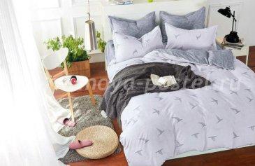 КПБ Dream Fly DF03-93 Евро 2 наволочки в интернет-магазине Моя постель
