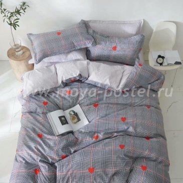 КПБ Dream Fly DF03-102 Евро 2 наволочки в интернет-магазине Моя постель