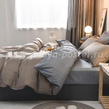 КПБ Dream Fly DF03-103 Евро 2 наволочки в интернет-магазине Моя постель