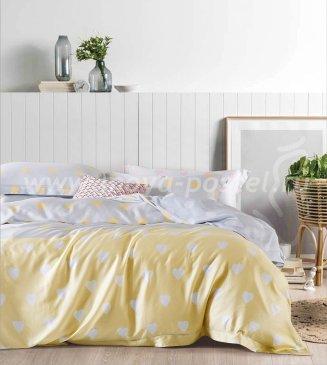 КПБ Tencel TT6-101 евро 4 наволочки в интернет-магазине Моя постель