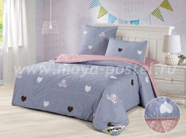 Tango Primavera W100-40 КПБ+Одеяло 4 предмета, без пододеяльника в интернет-магазине Моя постель