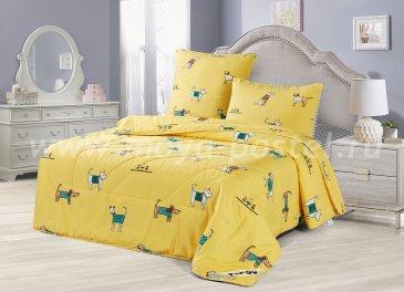Tango Primavera W100-48 КПБ+Одеяло 4 предмета, без пододеяльника в интернет-магазине Моя постель
