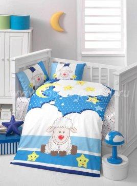 КПБ Tango Polletto PL1015-03  Ясли ранфорс в интернет-магазине Моя постель